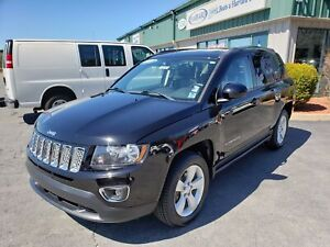 2016 Jeep Compass High Altitude/SUNROOF/HEATED SEATS/BLUETOOTH