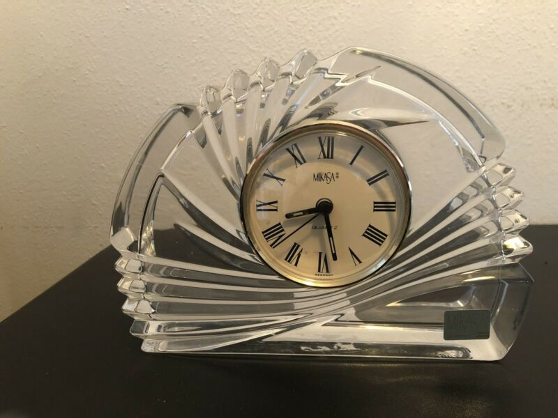 Vintage Mikasa Clock Made In Germany