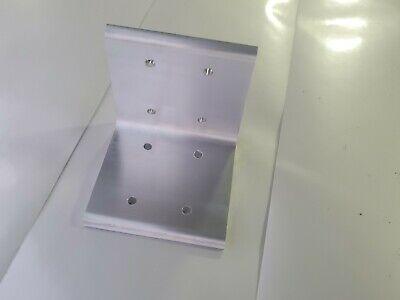 1 Unit 3x3 Aluminum Angle Bracket Heavy Duty 0.25t 6061 10 Bore0.1875