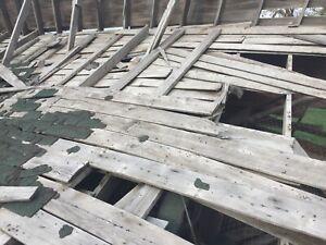 Barn wood to give away