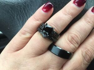 Matching Couples Black Rings---Both for $90