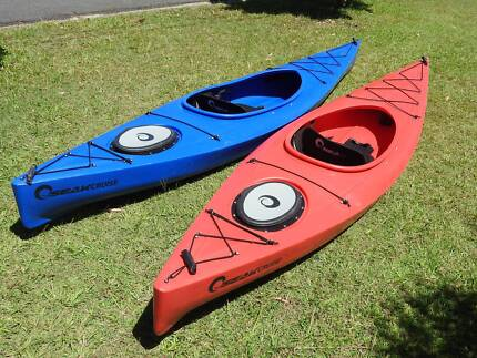 Kayaks  2 sit in Seak in great condition