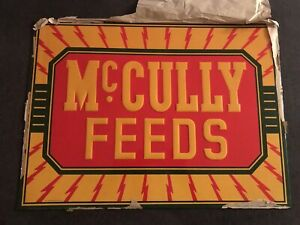 Feeds sign