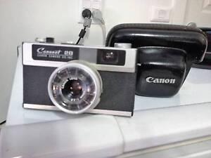 Vintage Canon Canonet 28 film camera Willmot Blacktown Area Preview