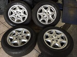 "Mercedes Benz 195/65/15"" Woodridge Logan Area Preview"