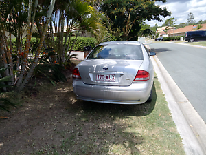 Ford ba falcon auto Gumdale Brisbane South East Preview