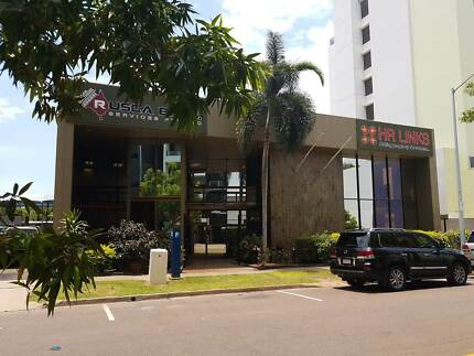 commercial office space available CBD