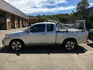 2010 Toyota Hilux Ute North Narrabeen Pittwater Area Preview