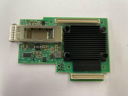 Mellanox ConnectX-5 MCX545A-ECAN 100Gg 1port MCX545A network USED NO BRACKET