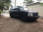 """Range rover v8! Black, 22"""" wheels.  Lots $$ spent Adelaide CBD Adelaide City Preview"""