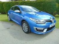 2014 Renault Megane 1.5 dCi Knight Edition Energy 3dr COUPE Diesel Manual