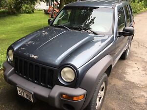 2002 Jeep Liberty 4x4 - One Owner