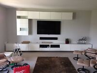 Furniture Assembly, Kitchen Install and Wall Mounting services