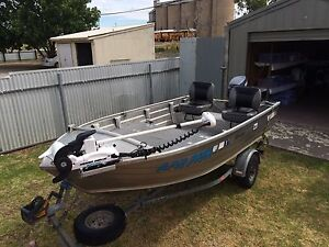 Ally craft fishing boat Temora Temora Area Preview