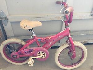 Girl Bike 16 inch
