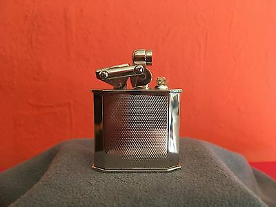 KW (KARL WIEDEN) SEMI-AUTOMATIC POCKET LIGHTER 850 - GERMANY - 1937 - UNUSED !