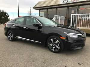 2017 Honda Civic Touring Bluetooth, Leather, Navigation