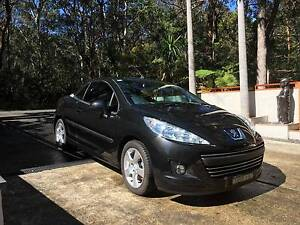 2012 Peugeot 206 Convertible South West Rocks Kempsey Area Preview