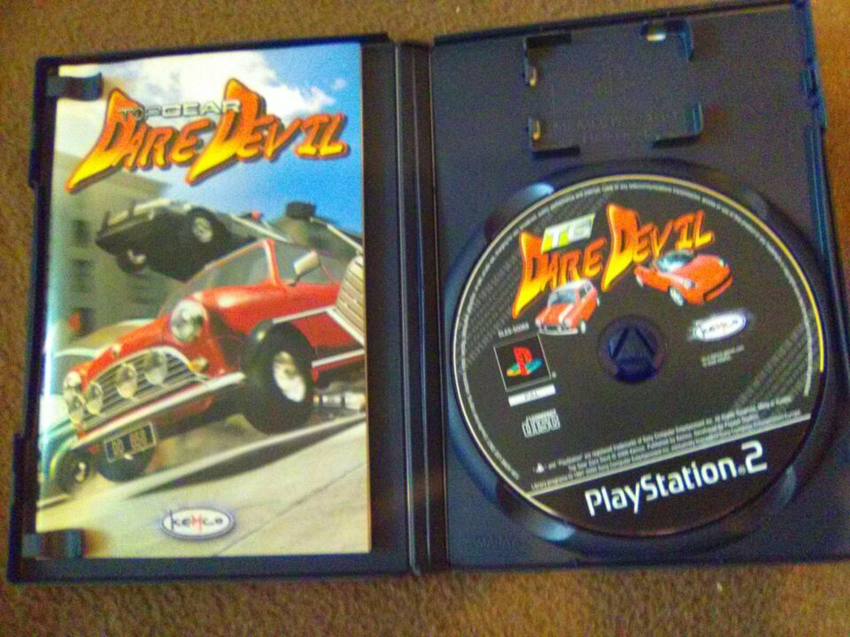 "PS 2 Spiel "" Top Gear Dare Devil "" in Berlin - Reinickendorf"