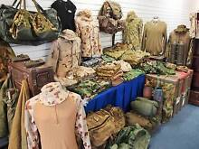AUSTRALIAN ARMY NAVY RAAF UNIFORMS BOOTS PATCHES BADGES WEBBING Morley Bayswater Area Preview