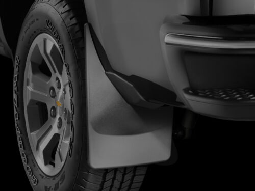 Full Set WeatherTech No-Drill MudFlaps for Buick Enclave 2018-2019