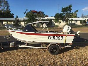4m Boat Biloela Banana Area Preview