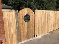 Fences, Landscaping & Garden Boxes