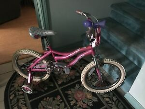 "Girls 18"" Supercycle Bicycle"