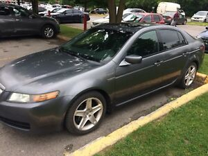 Acura TL 2006 manuelle dynamic pckage