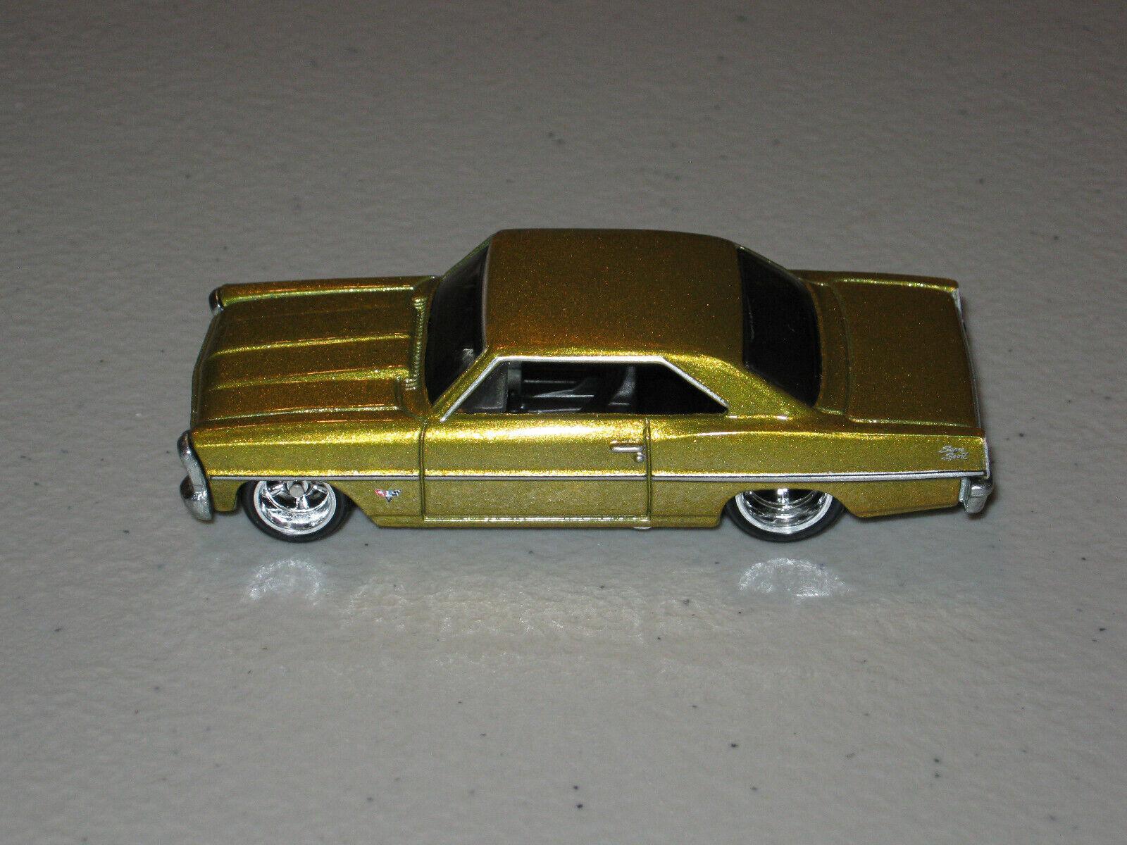 Hot Wheels Premium Fast Furious Motor City Muscle 1966 66 Chevy Nova II - $4.99