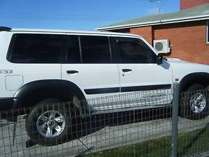 2002 Nissan Patrol Wagon Rokeby Clarence Area Preview