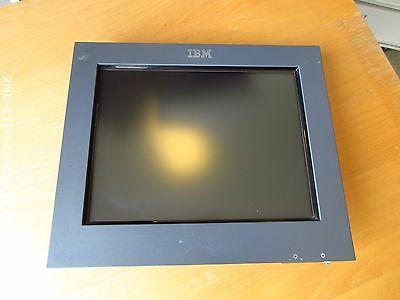 IBM 4820 2GD VGA 12 1 TFT POS MONITOR 800X600 HIGH CONTRAST SUREPOS EXCL PSU