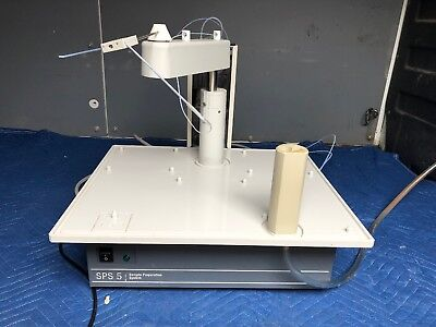 Varian Sps-5 Sample Preparation System Autosampler