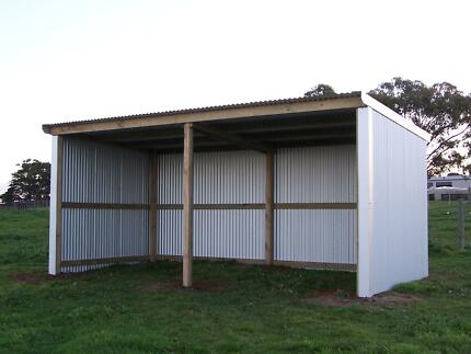 horse shelters victoria-------horse shelter 6x3
