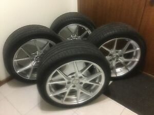 GTC WHEELS 18x8 suit Holden and BMW Pearcedale Casey Area Preview