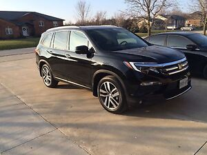 2016 Honda Pilot Touring Lease takeover