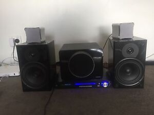 Great Condition Surround Sound speakers 5.1  DVD and aux $50 Bondi Junction Eastern Suburbs Preview