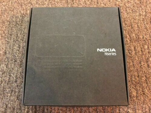 Nokia N97 - 32GB - Black Smartphone with box charger manual etc