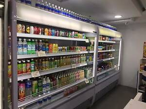 Bromic open display fridge Haymarket Inner Sydney Preview