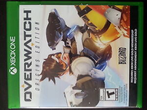 OVERWATCH Video Game-XBOX ONE