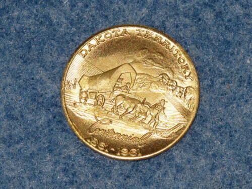 1966  OTTAWA COUNTY KANSAS  CENTENNIAL  GOOD FOR 50 CENT TOKEN