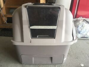 Easy Sift Litter Box