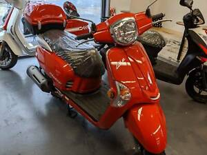 Kymco Like 200I NEW Fitzroy North Yarra Area Preview