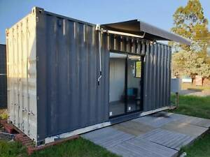 Container Home, Tiny Home, Granny Flat, Teenagers Retreat Air BNB