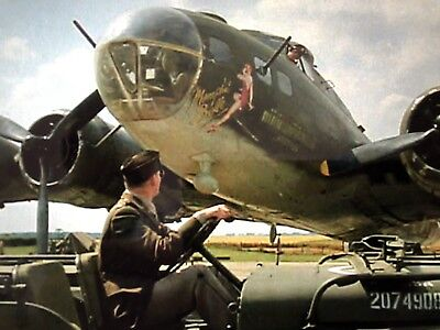 Used, Franklin Mint 1:48 B17 Memphis Belle USAF Daylight Heavy Bomber for sale  Tadworth
