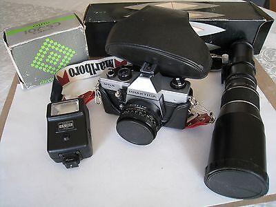 Vintage Praktica MTL 5 Camera Bundle