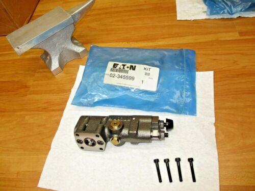 Eaton Vickers 02-345599 *NEW* Hydraulic Pump PVQ50 Pressure Compensator Control