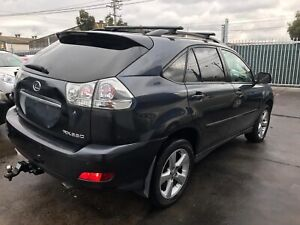 Wrecking Lexus RX330 MCU38R  2005 , parts and panel for sell West Footscray Maribyrnong Area Preview