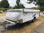 2012 Jayco Flamingo Camper (like swan) Narre Warren Casey Area Preview