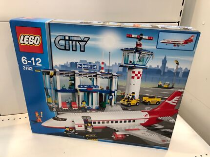 Lego City Airport Fire Truck 60061 Instructions Best Airport 2018
